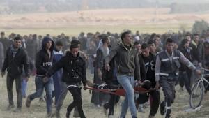 Palästinenser beklagen 17 Tote