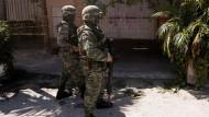 Tulum in Mexiko: Soldaten patrouillieren in Badeort nach Tod von Touristinnen