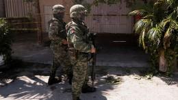 Soldaten patrouillieren in Badeort nach Tod von Touristinnen