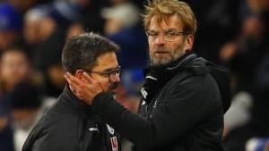 Liverpool beendet seine Minikrise