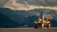 Einnahmen aus den Öl- und Gasfeldern vor der Küste wollen gut angelegt werden.