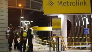 Polizei stuft Messerattacke in Manchester als Terror ein