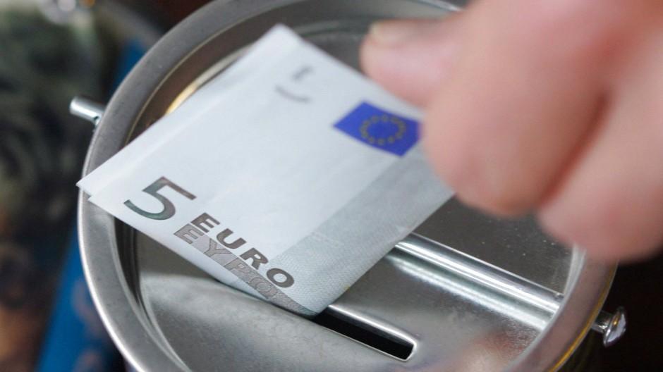 Durchschnittlich 37 Euro wurden pro Spendenakt gegeben – ein Höchststand.