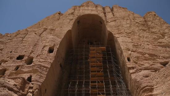 Die Buddha-Statuen von Bamiyan