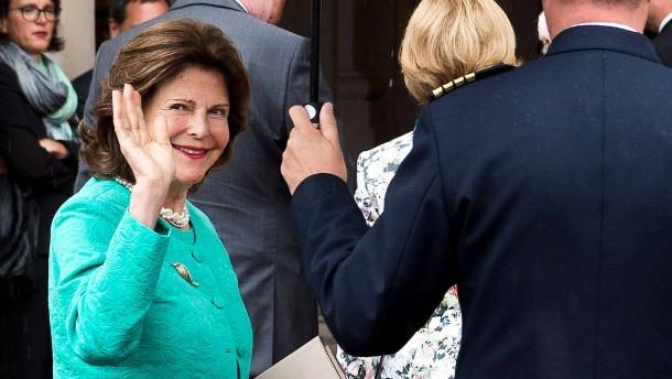 Königin Silvia erhält bayerischen Orden