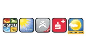 Diese fünf Bestseller-Apps kommen aus Deutschland