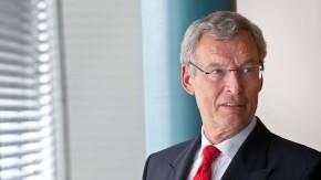 Gerhard Cromme - Der Vorstandsvorsitzende der ThyssenKrupp AG stellt sich den Fragen von Georg Meck