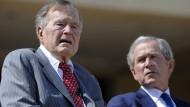 Bushs kritisieren Trumps Äußerungen zu Charlottesville
