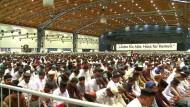 Ahmadiyya-Gemeinschaft will Zeichen gegen Terror setzen