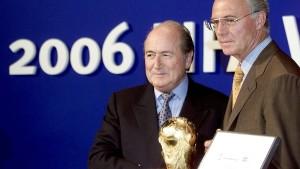 Millionen aus dem Blatter-Reich?