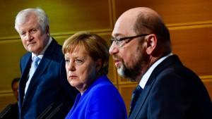 Martin Schulz will jetzt doch ins Kabinett