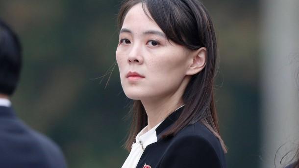 Nordkoreas Abfuhren an Washington werden immerhin höflicher