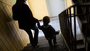 Deutsche Kinder brauchen seltener Hartz IV