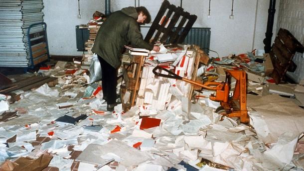Das Ende der Stasi