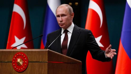 Putin will Schlussstrich ziehen
