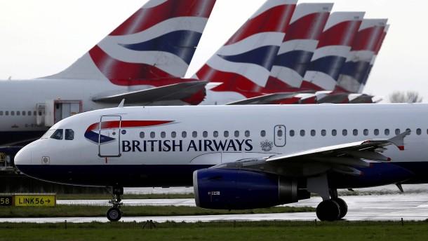 Berlin prüft Einschränkung von Flügen aus Großbritannien