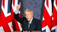 Brexit-Handelsabkommen: Was die Einigung mit Brüssel für Johnson bedeutet