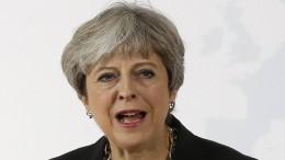 May will zweijährige Übergangsphase nach Brexit
