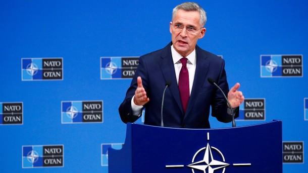 Europa und Kanada geben mehr Geld für die Nato aus