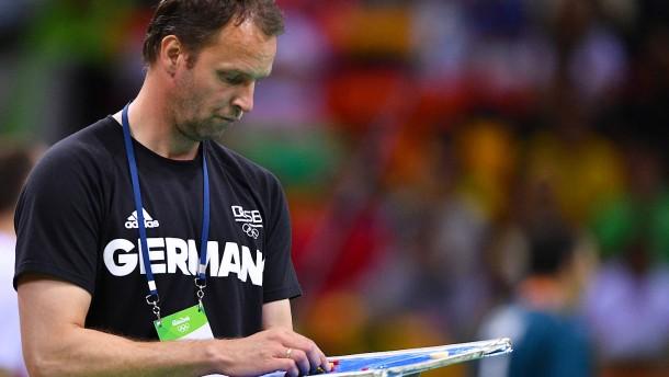Deutsche Handballer verhindern Blamage knapp
