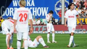 Podolski reicht den Kölnern nicht