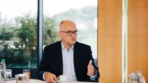 LBBW-Chef Neske warnt vor Inflationsgefahren
