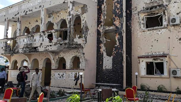Mindestens 26 Tote nach Terroranschlag