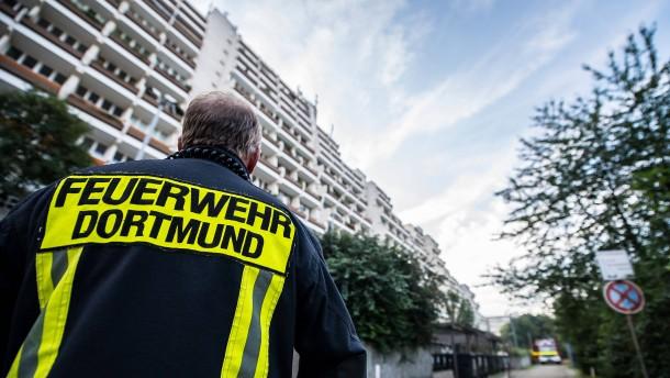 Rückkehr Hannibal-Hochhaus dauert Monate