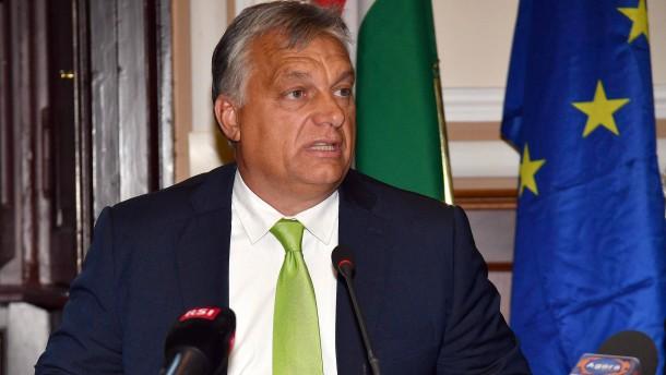 EU-Rechtsstaatsverfahren gegen Ungarn kommt näher