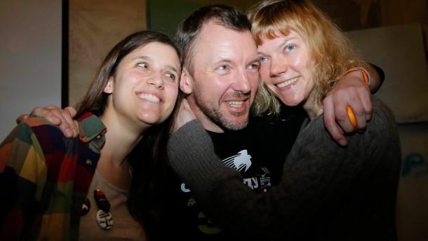 Strafverfolgung gegen drei Greenpeace-Aktivisten eingestellt