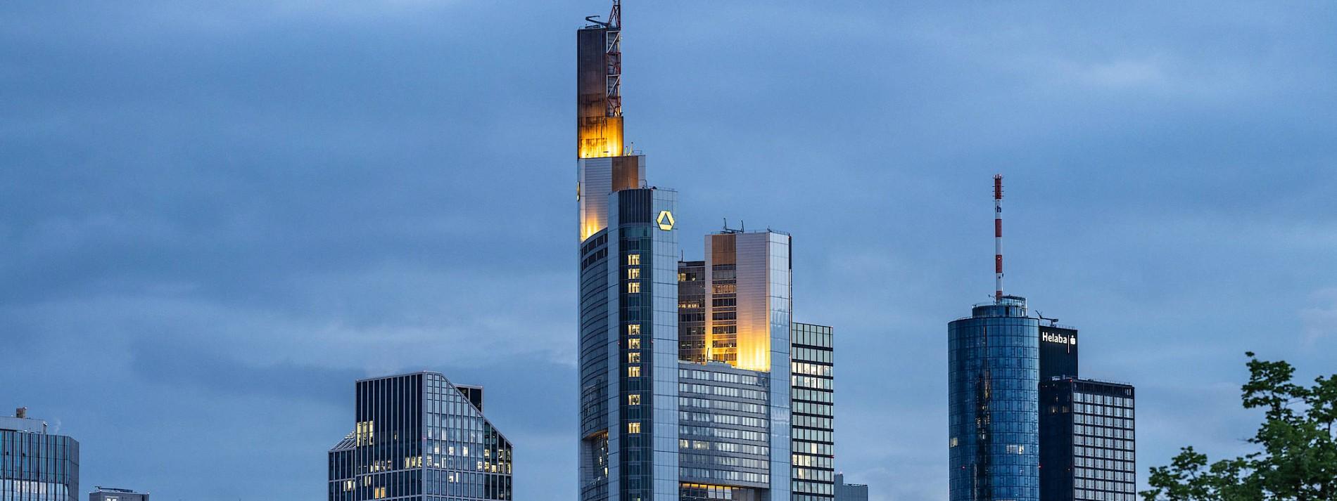 Die Dauerbaustelle Commerzbank