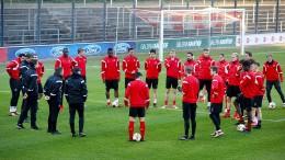 Der 1. FC Köln auf der Suche nach Selbstvertrauen