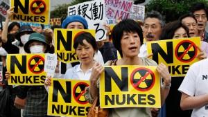 Japan fährt Atomkraftwerke wieder hoch