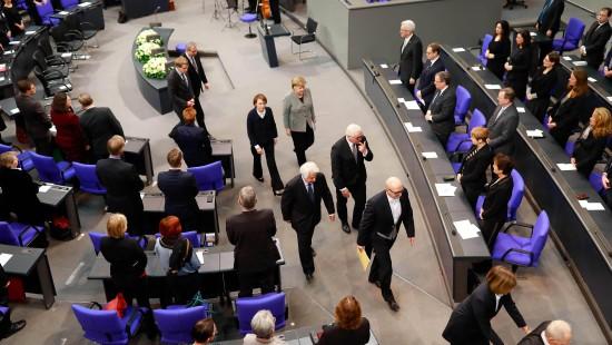 Gedenkstunde für Holocaust-Opfer