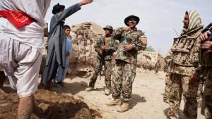 Bundesregierung plant Schutz für afghanische Mitarbeiter