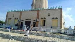 Über 200 Tote bei Anschlag auf Moschee