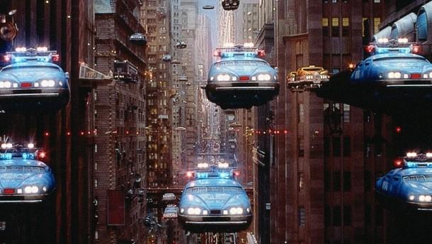Die Stadt geht in die Luft