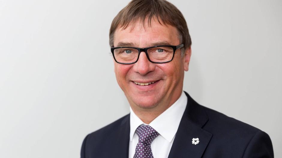 Volker Jung, Präsident der Evangelische Kirche in Hessen und Nassau (EKHN)