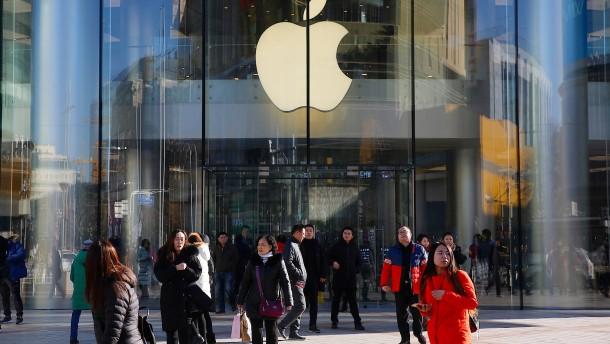 Der Apple-Schock