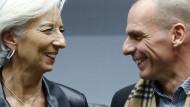 Der IWF verlangt die größten Reformen von Griechenland