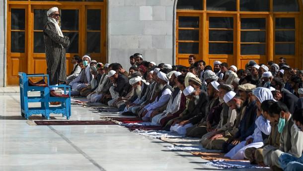 Überraschende Waffenruhe in Afghanistan