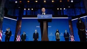 Biden stellt Kabinettsposten vor