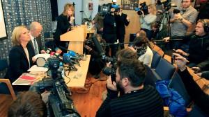 Anklage gegen Breivik erhoben