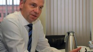 Das Ende der ersten Amtszeit naht: Main-Taunus-Landrat Michael Cyriax