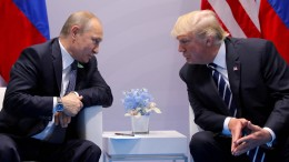 Deutsche halten Trump für gefährlicher als Putin