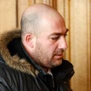 Ibrahim Miri 2012 bei einem Prozess im Landgericht Bremen