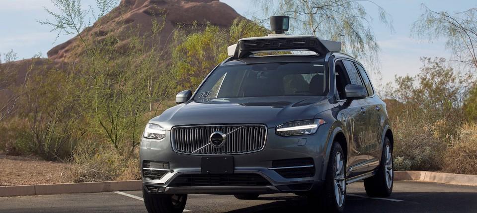 Uber Schickt Wieder Selbstfahrende Autos Auf Die Strasse