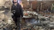 Russischer Agenturfotograf getötet