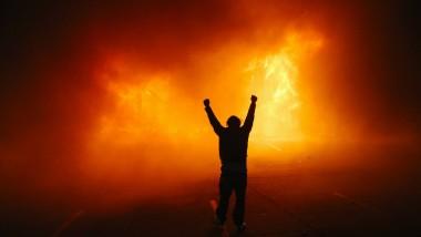 Spektakulär: Foto aus Ferguson