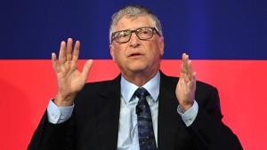 Bill Gates wurde wegen E-Mails an Mitarbeiterin ermahnt
